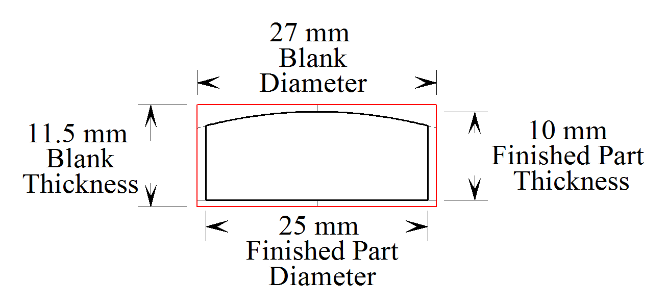 Blank Part